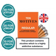 10 Motives Tobacco