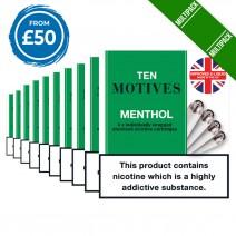 10 Motives Menthol Bundle Deals