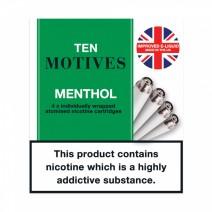 10 Motives Menthol