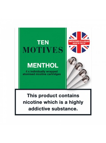 10 Motives Menthol MENTHOL