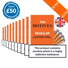 10 Motives Tobacco 10 Pack Bundle