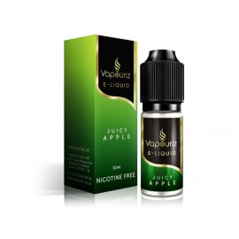 Vapouriz Juicy Apple E-Liquid 10ml LIQUIDS