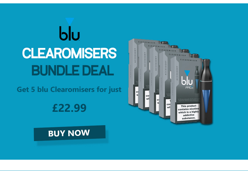 blu Clearomisers
