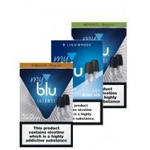 MyBlu Liquid Pods Bundle Deal Of 5
