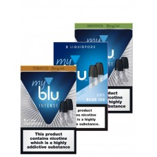 My Blu Liquid Pods Bundle Deal Of 5 E-LIQUID CAPSULES