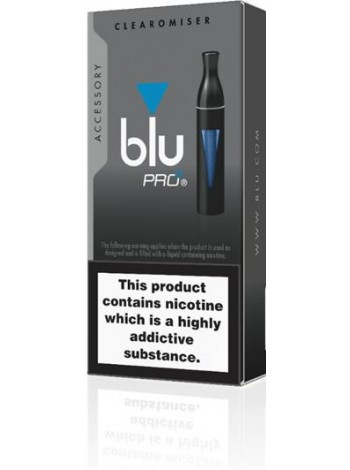 Blu Pro Clearomiser 5 Pack Bundle VAPING ACCESSORIES