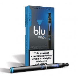 Blu Pro Kit Electronic Cigarette Tank Starter Kit  (Generation 2016) ECIGS STARTER KITS