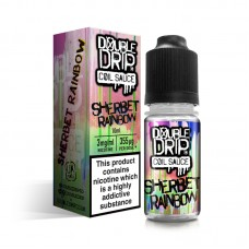 Double Drip Sherbet Rainbow E-Liquid 10ml LIQUIDS