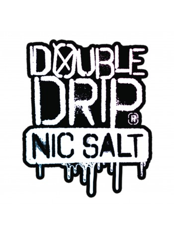 Double Drip Nic Salt Crystal Mist 20mg 'NIC' SALTS