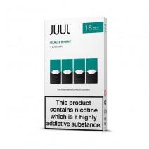 JUUL Glacier Mint 4 Pods