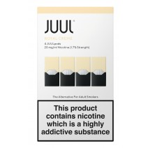 JUUL Royal Creme 4 Pods