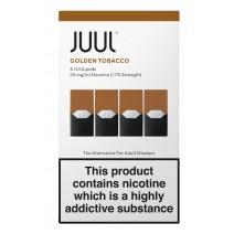JUUL Golden Tobacco 4 Pods