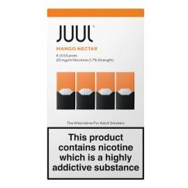 JUUL Mango Nectar 4 Pods  LIQUIDS