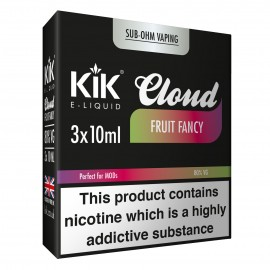 30ml Dripper Kik Cloud Vape Fruit Fancy Sub Ohm E-Liquid LIQUIDS