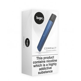 Logic Compact Starter Kit – Just £4 from eCigs-Direct