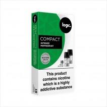 Logic COMPACT Intense Peppermint Pod Refills 2 Pack
