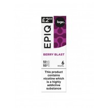 Logic EPIQ 50/50 Berry Blast E-Liquid