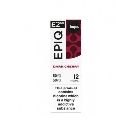 Logic EPIQ 50/50 Dark Cherry E-Liquid  LIQUIDS