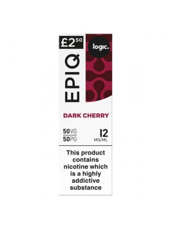 Logic EPIQ 50/50 Dark Cherry E-Liquid  LIQUIDS