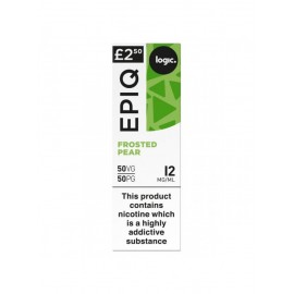 Logic EPIQ 50/50 Frosted Pear E-Liquid  LIQUIDS