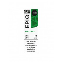 Logic EPIQ 50/50 Mint Chill E-Liquid