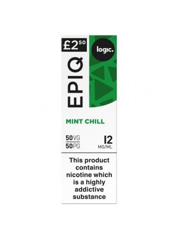 Logic EPIQ 50/50 Mint Chill E-Liquid  LIQUIDS