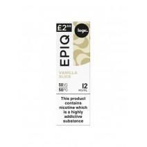 Logic EPIQ 50/50 Vanilla Slice E-Liquid