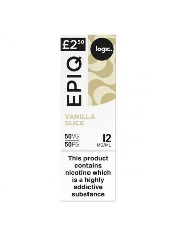Logic EPIQ 50/50 Vanilla Slice E-Liquid  LIQUIDS