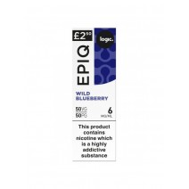 Logic EPIQ 50/50 Wild Blueberry E-Liquid