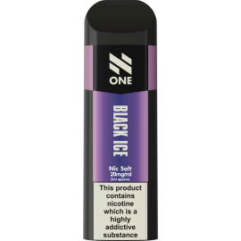 N-ONE Disposable Pod Black Ice 20mg