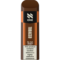N-ONE Disposable Pod Tobacco 20mg