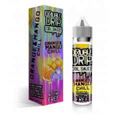 Double Drip Orange Mango & Chill Short Fill 50ml LIQUIDS