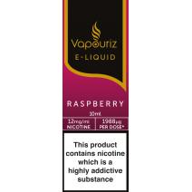Vapouriz Raspberry E-Liquid 10ml