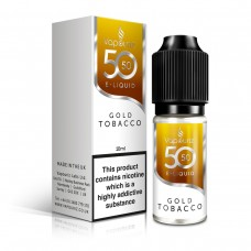 Vivid Alternative: 50/50 Golden Tobacco E-Liquid 10ml SUB OHM - CLOUD CHASING