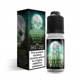 "Pure Evil ""Silent Pool"" Divine E-Liquid Sub Ohm 10ml LIQUIDS"