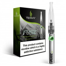 Vapouriz Fuse Chrome Electronic Cigarette Starter Kit ECIGS STARTER KITS