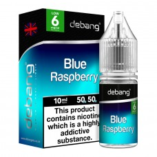 Debang Blue Raspberry E-Liquid 10ml