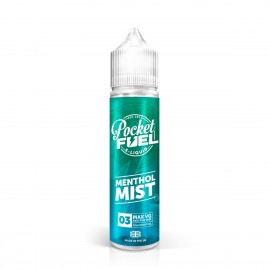 Pocket Fuel Menthol Mist Short Fill 50ml LIQUIDS