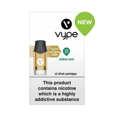 Vype ePod Chilled Mint CAPSULES & PODS
