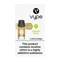Vype ePod Peppermint Tobacco CAPSULES & PODS