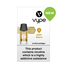 Vype ePod Golden Tobacco CAPSULES & PODS
