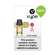 Vype ePod Very Berry  CAPSULES & PODS