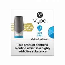 Vype ePen 3 Pro Just Mint CAPSULES & PODS