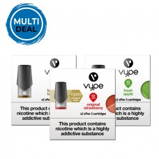 Vype ePen 3 Bundle Deal of 6 Packs TOBACCO