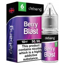 Debang Berry Blast E-Liquid 10ml