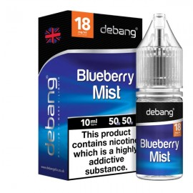 Debang Blueberry mist 18mg E-Liquid 10ml LIQUIDS