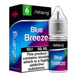 Debang Blue Breeze 10ml LIQUIDS