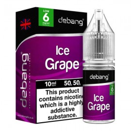 Debang Ice Grape E-Liquid 10ml LIQUIDS