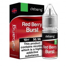 Debang Red Berry Burst 18mg E-Liquid 10ml LIQUIDS