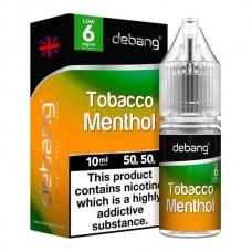 Debang Menthol Tobacco E-Liquid 10ml LIQUIDS
